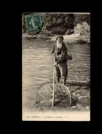 44 - PORNIC - Pêche à La Crevette - Pornic