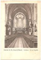 Dépt 57 - SAINT-JEAN-DE-BASSEL - Couvent De Saint-Jean-de-Bassel - Intérieur De La Chapelle - Other Municipalities