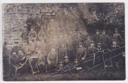 Germany - 1917 - Geman Soldiers - Deutsche Soldaten - Guerre 1914-18