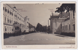 Romania - Alba Iulia - Pavilionul Ofiterilor - Cercul Militar - Rumänien