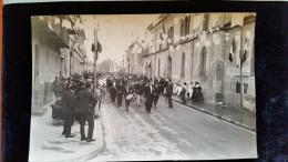 CPA Carte Photo  D55 Vaucouleurs Batheme Des Cloches 28 Aout 1932 Fanfare - Otros Municipios