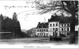 Viels Maisons Aisne Place Marché Poste Maison Fagot Engrais Et Vins Cycles 1903 état Superbe - Frankrijk