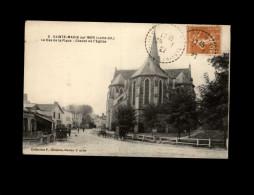 44 - PORNIC - SAINTE-MARIE-SUR-MER - Baie Du Porteau - Pornic