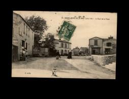 44 - PORNIC - SAINTE-MARIE-SUR-MER - Carotte Tabac - Cachet Violoncelliste à Nantes O. JANDIN - Pornic