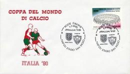 COPPA DEL MONDO - NAPOLI STADIO SAN PAOLO - INGHILTERRA CAMERUN  1-7-1990 - Copa Mundial