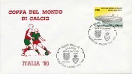 COPPA DEL MONDO - BOLOGNA STADIO DALL'ARA  - INGHILTERRA  BELGIO 26-6-1990 - Copa Mundial