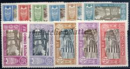 -Congo T12/22** - Congo Français (1891-1960)