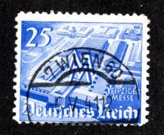 8543  Reich 1940 ~ Michel #742  ( Cat.€1.50 ) - Offers Welcome3 - Used Stamps