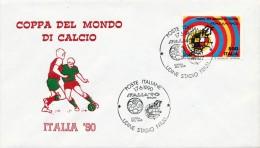COPPA DEL MONDO - UDINE STADIO FRIULI  - COREA DEL SUD SPAGNA  17-6-1990 - Copa Mundial