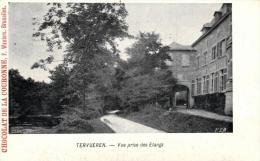 BELGIQUE - BRABANT FLAMAND - TERVUEREN - TERVUREN - Vue Prise Des Etangs. - Tervuren