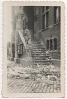 Foto/Photo. Militaria. Ruislede 8/9/1944. Stadhuis. - War, Military