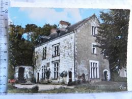 CPSM (72) Sarthe - AUBIGNE RACAN - Champmarin (couleur) - Other Municipalities