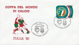COPPA DEL MONDO - ROMA STADIO OLIMPICO - ITALIA URUGUAY  25-6-1990 - Copa Mundial