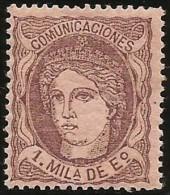 España 102 * - 1868-70 Gobierno Provisional
