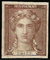 España 114P (*) Ensayo - 1868-70 Gobierno Provisional