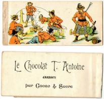 Chocolaterie Et Cacao Antoine. Chocolat Des Petits Bonshommes. - Collections