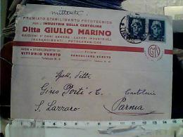VITTORIO  VENETO DITTA  GIULIO  MARINO CARTOLINE FOTOGRAFIE  FOTO  TECNICO FILIALE  CONEGLIANO  VB1942 EK6079 - Treviso
