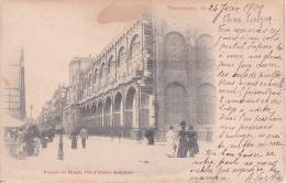 CPA Toulouse - Facade Du Musée, Rue D'Alsace-Lorraine - 1900 (5467) - Toulouse