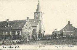 Jonkershove - Kerk - 1905 ( Verso Zien ) - Houthulst