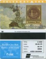 "Telefonkarte Dänemark -  Rare Stamps  "" U- Boot Marke "" - TP63 - 06/94 - SN 4353 - Aufl. 2000 - Timbres & Monnaies"