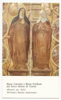 Beata Caterina E Beata Giuliana Del Sacro Monte Di Varese - B4 - Images Religieuses