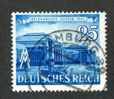 8697  Reich 1941 ~ Michel #766  ( Cat.€2.00 ) - Offers Welcome... - Used Stamps