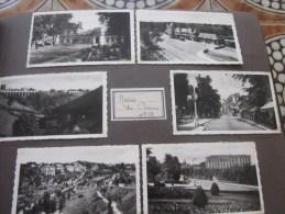 France 6 Photo De Néris Les Bains En 1938 Voir Plan Général Suivi Des 5 Photos Photographies - Lieux