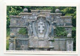 ITALY - AK 200422 Brunnen Auf Dem Palazzo La Posta Bei Radicofani - Altre Città