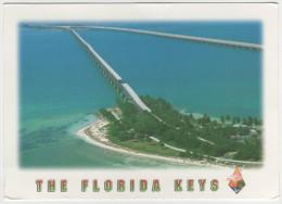 CARTOLINA - USA - FLORIDA - THE FLORIDA KEYS - Viaggiata Per Les Deux Alpes - Key West & The Keys