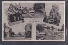 England,Gloustershire, Evesham Multiview, Photo,  RA London (pub) Unused - England