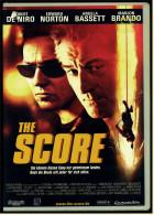 VHS Video  -  The Score  -  Sie Können Diesen Coup Nur Gemeinsam Landen  -  Von 2000 - Krimis & Thriller