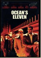 VHS Video  -  Ocean´s Eleven  -  Mit : Casey Affleck, Brad Pitt, George Clooney, Julia Roberts  -  Von 2002 - Cassettes Vidéo VHS