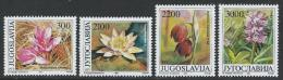 Yugoslavia 1989: Flowers. MNH(**) - 1945-1992 Repubblica Socialista Federale Di Jugoslavia