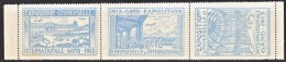 BELGIUM  EXPOSITION  GAND X 3  **  *  1913 - Commemorative Labels