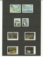 Iles Féroé N°213 à 220 Neufs  Côte 22 Euros - Islas Faeroes