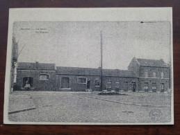 De Statie - La Gare / Anno 19?? / Copie / Copy Collection Bertels ( Zie/voir Foto Voor Details ) !! - Hamme