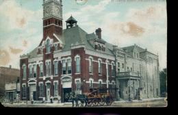 United States -  Kansas - Junction City - Opera House - Etats-Unis