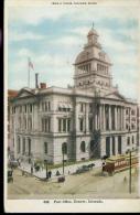 United States - Colorado - Denver - Post Office -1907 - Denver