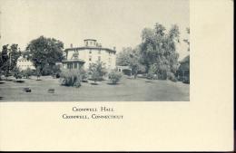 United States - Connecticut - Cromwell - Cromwell Hall - Etats-Unis