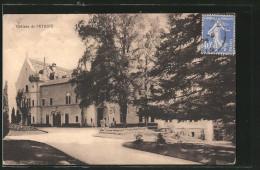 CPA Peyrieu, Château De Peyrieu - Non Classés