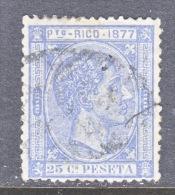 PUERTO  RICO  16   (o) - Puerto Rico