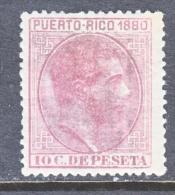 PUERTO  RICO  36   * - Puerto Rico