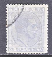 PUERTO  RICO  38   (o) - Puerto Rico