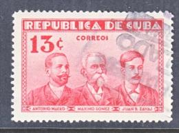 CUBA  315   (o) - Cuba