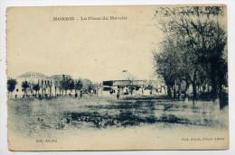 Alg�rie-env Constantine--MORRIS (BEN MEHIDI)--1932--Place du March� (petite animation) �d Mestre Collec Etoile