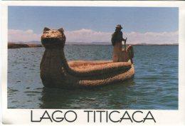 Fatto  Postcard, Lago Titicaca B320 - Peru