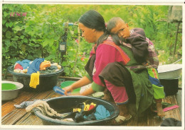 Thailand-north Thailand-la Lesssive- Lesor Hilltribe-cpm - Thailand