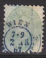 PGL CC181 - OSTERREICH AUSTRIA Yv N°28 WIEN - Usati