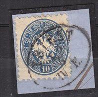 PGL CC187 - OSTERREICH AUSTRIA Yv N°30 TRIEST - 1850-1918 Imperium