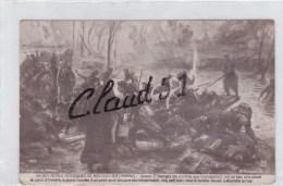 Un Des  Actes Héroiques De Nos Fusillers Marins -Devant Saint Georges...(scéne De La Grande Guerre) - War 1914-18